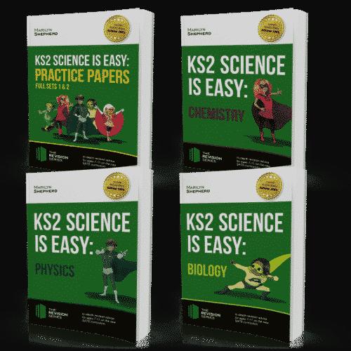 KS2 Science is Easy Platinum Pack