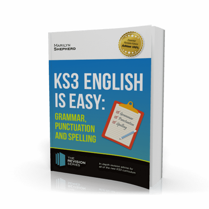 KS3 English is Easy Grammar Punctuation And Spelling Workbook