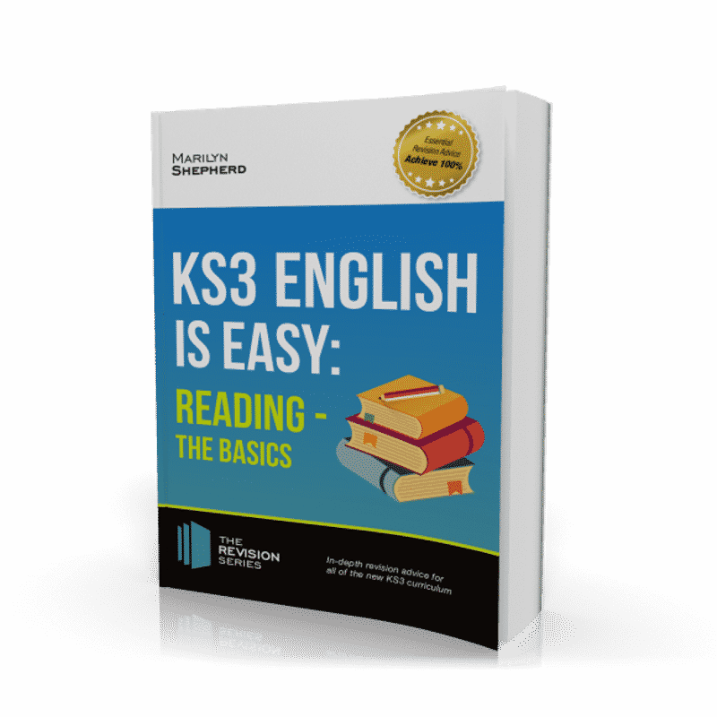KS3 English is Easy Reading The Basics Workbook