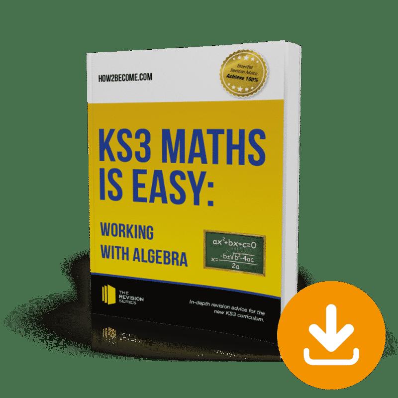 KS3 Maths is Easy Algebra Download