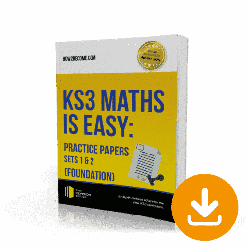 KS3 Maths is Easy Foundation Tier Practice Papers Download