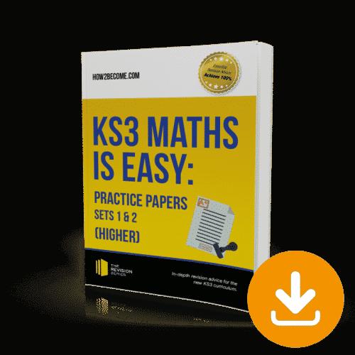 KS3 Maths is Easy Higher Tier Practice Papers Download