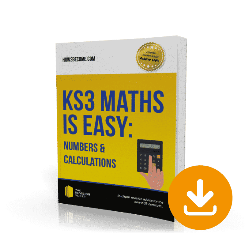 KS3 Maths is Easy Number and Calculations Download