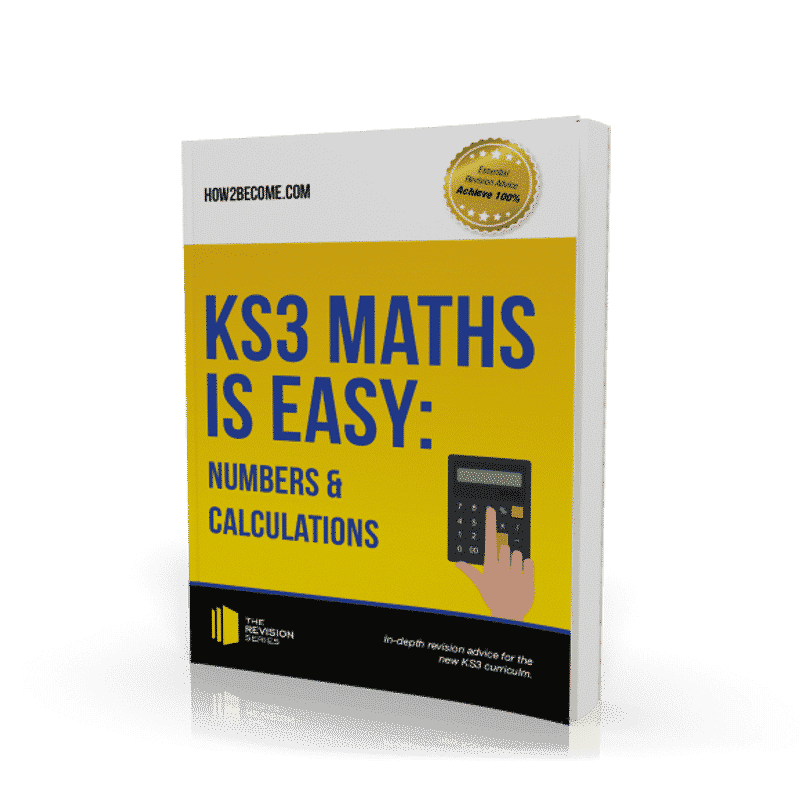 KS3 Maths is Easy Numbers and Calculations Workbook