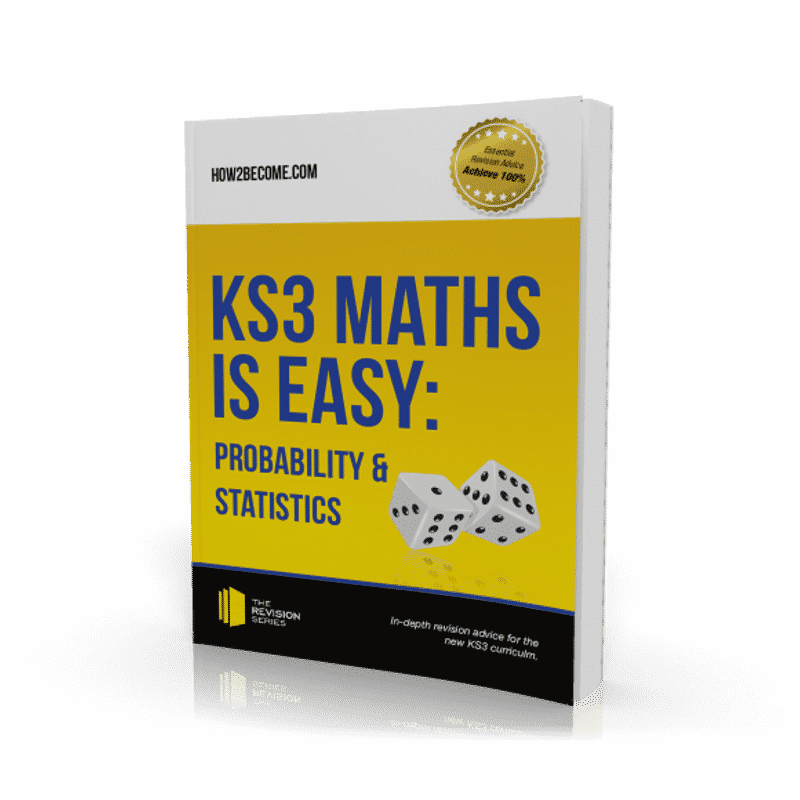 KS3 Maths is Easy Probability & Statistics Workbook