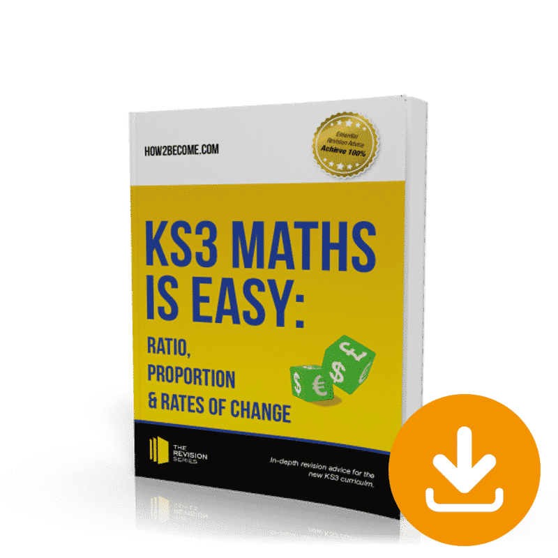 KS3 Maths is Easy Ratio, Proportion & Rates of Change Download
