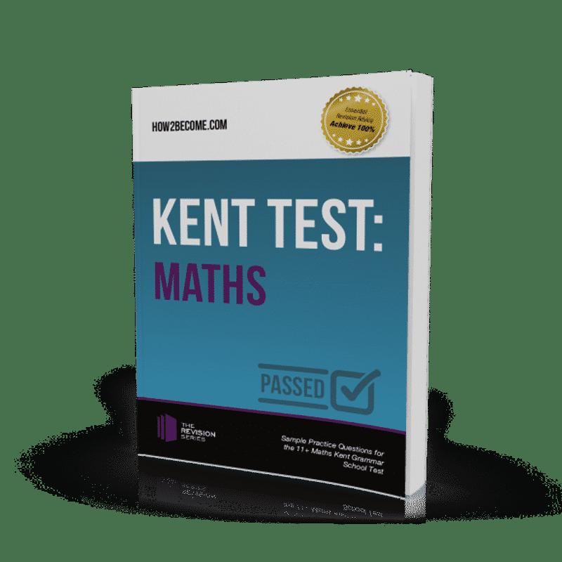 Kent Test Maths Workbook