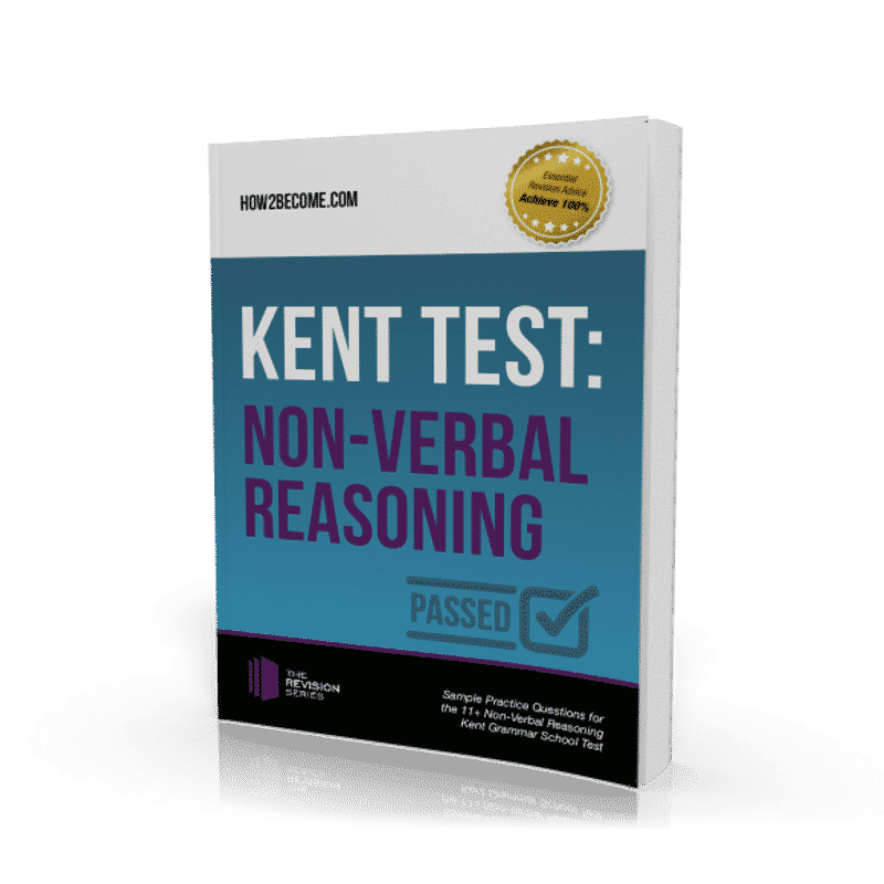 Kent Test Non-Verbal Reasoning Workbook
