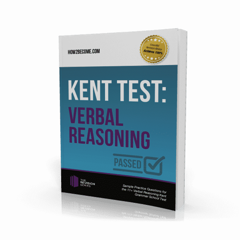 Kent Test Verbal Reasoning Workbook
