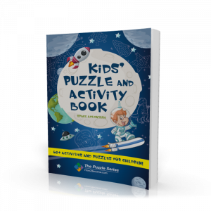 Kids Puzzle and Activity Book Space Adventure