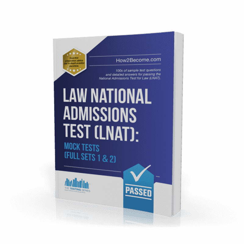Law National Admissions Test Mock Tests Book
