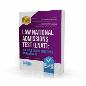 Law National Admissions Test Multiple Choice Questions and Answers Book