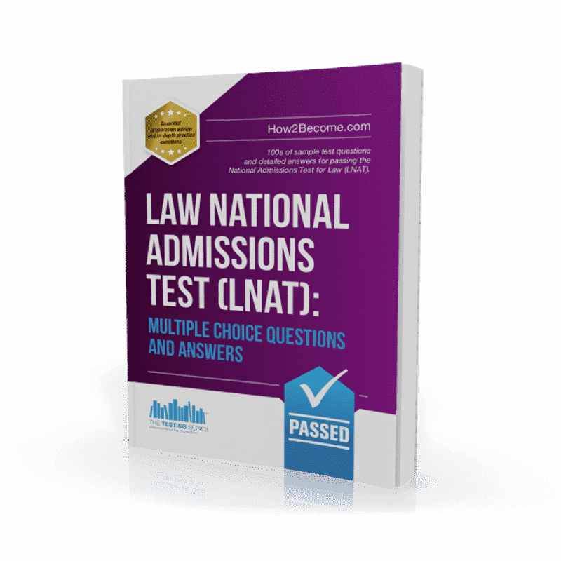 Law National Admissions Test Multiple Choice Questions and Answers