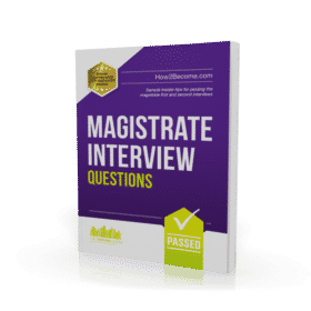 Magistrate Interview Questions workbook