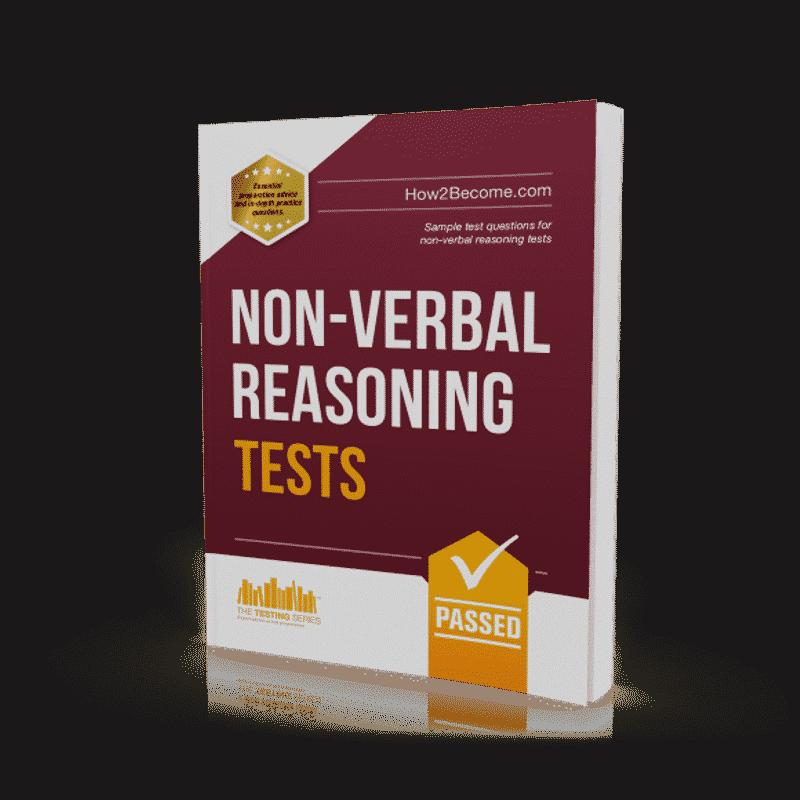 Non-Verbal Reasoning Tests Workbook