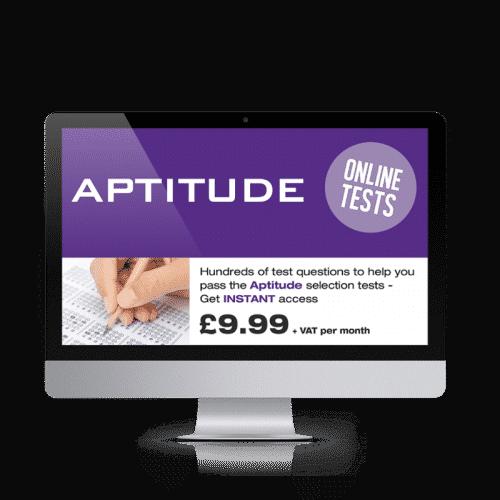 Online Aptitude Testing Suite