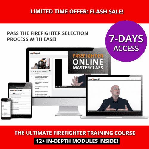 Online Firefighter Training Course