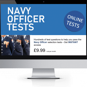 Online Interactive Navy Officer Practice Tests