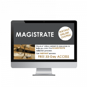 how to become district magistrate