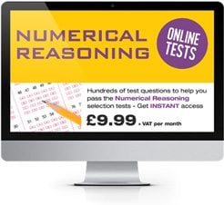 Online Numerical Practice Tests