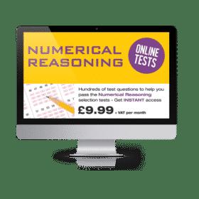 Online Numerical Reasoning Testing Suite