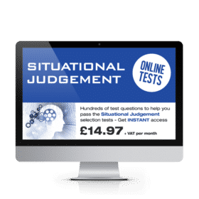 Online Situational Judgement Testing Suite