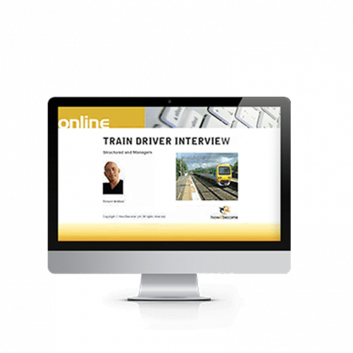 Online Train Driver Interview Training