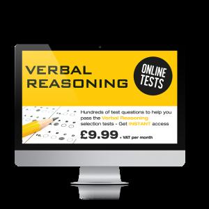 Online Verbal Reasoning Testing Suite