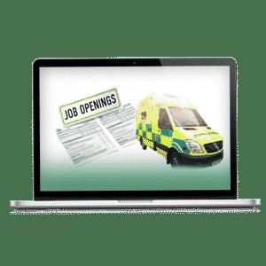 Paramedic Jobs Alerts Service - £2.95 per month