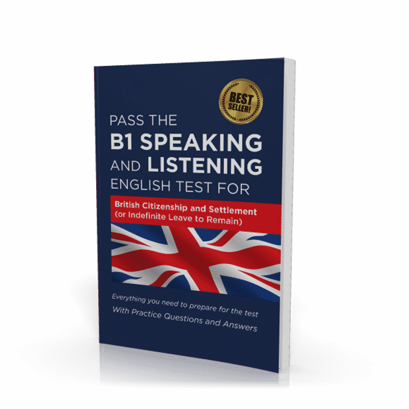 PASS: B1 Speaking and Listening English Test | B1 Exam