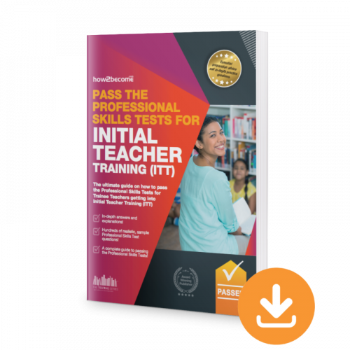 Pass the Professional Skills Tests for Initial Teacher Training ITT Download