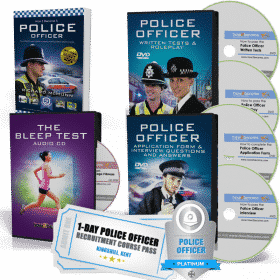 Police Officer Platinum Pack