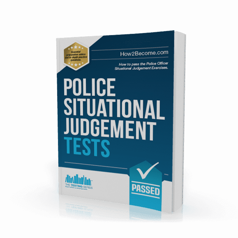 Police Situational Judgement Tests