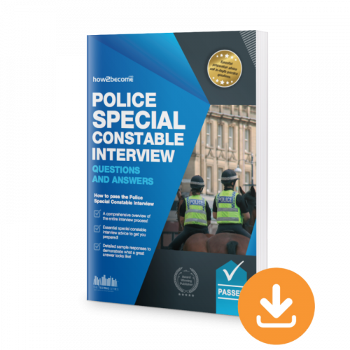 Police Special Constable Interview Questions and Answers Download