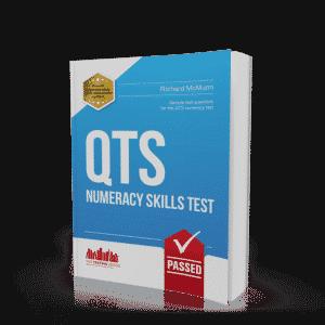 QTS Numeracy Skills Tests Workbook
