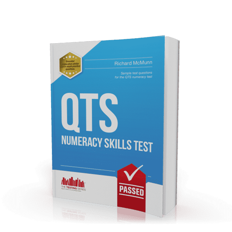 QTS Numeracy Skills Tests Workbook