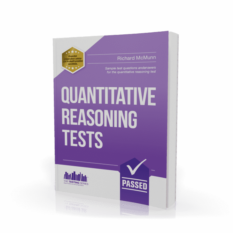 Quantitative Reasoning Tests Workbook