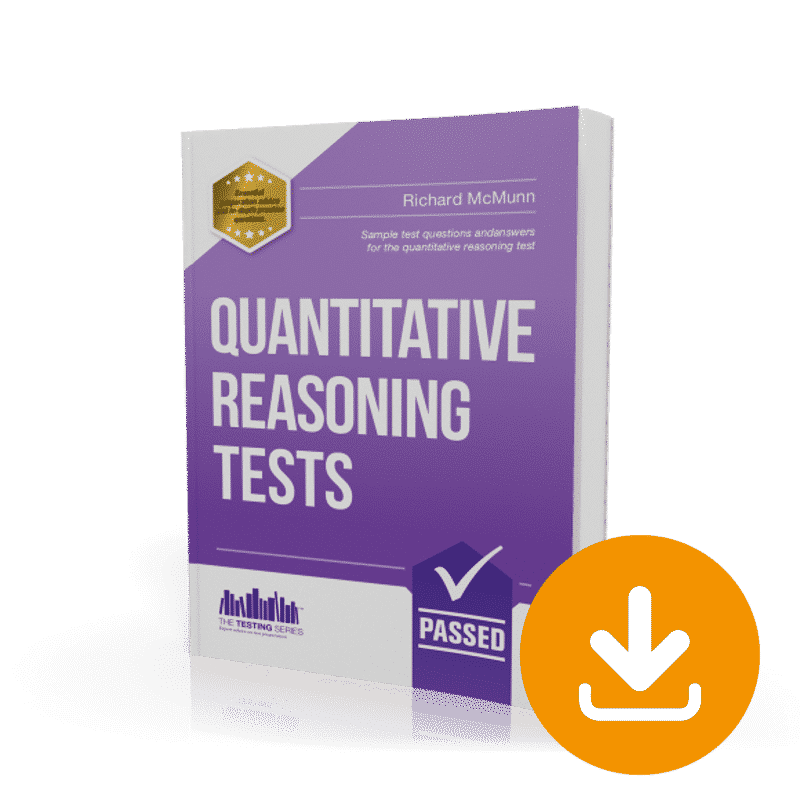 quantitative skills assessment questions Arithmetic skills refer to the questions that can be solved by using addition, subtraction, multiplication and/or division since calculators are permitted in the test, the questions will obviously.