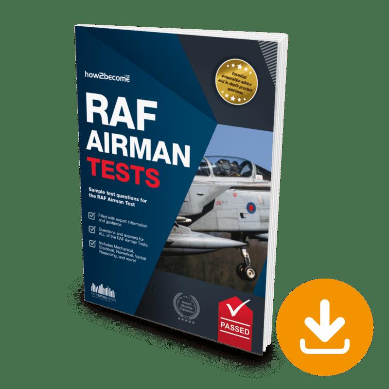 RAF Airman Tests Download