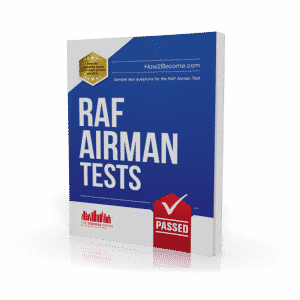 RAF Airman Tests Workbook