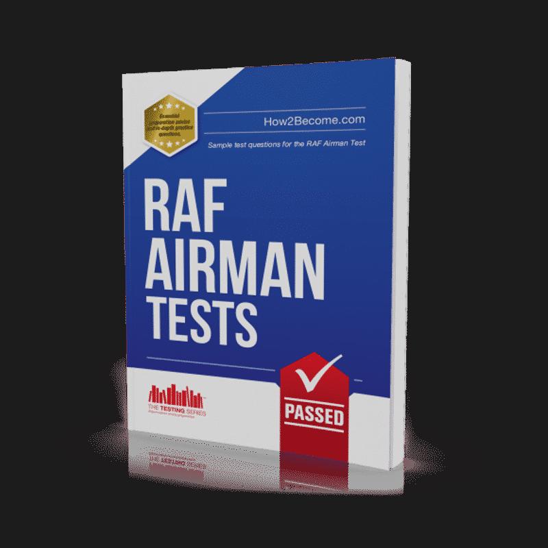 RAF Airman Tests Workbook