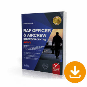 RAF Officer & Aircrew Selection Centre OASC Download