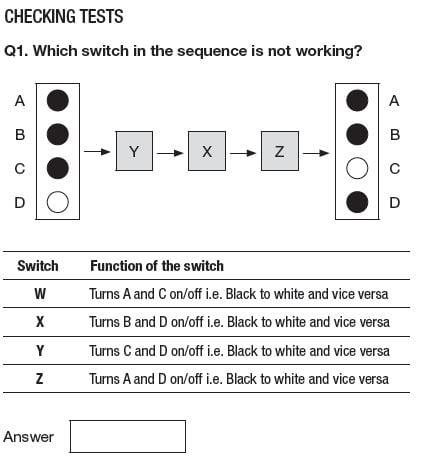 Railway Signaller Checking Tests