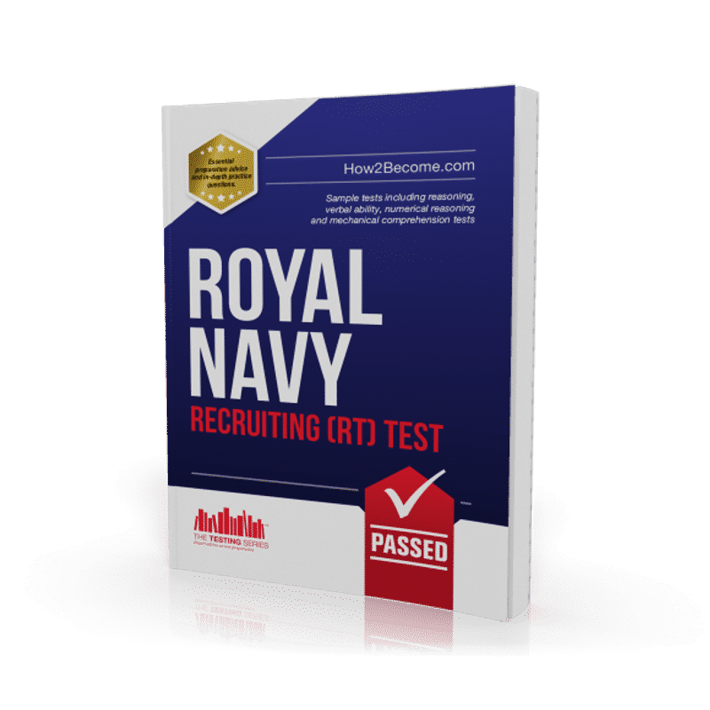 Royal Navy Recruiting Test Workbook