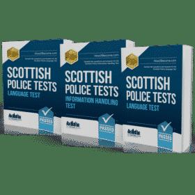 Scottish Police Practice Tests - Multi Pack