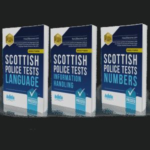Scottish Police Practice Tests - Pack