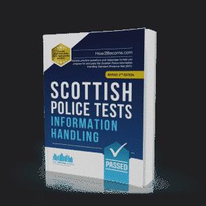 Scottish Police Tests Information Handling Workbook