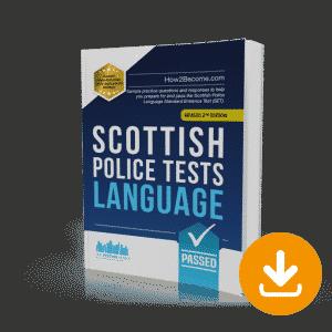Scottish Police Tests Language Download