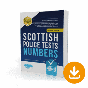 Scottish Police Tests Numbers Download