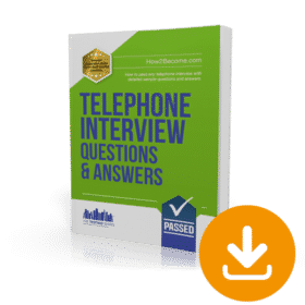 Telephone Interview Questions Download
